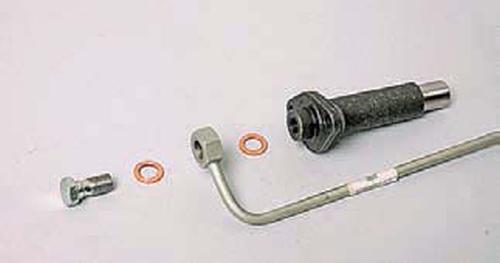 Снятие гидравлического натяжителя цепи привода ГРМ Шевроле Нива