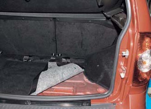 Паспортные данные автомобиля Шевроле Нива