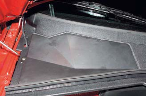 Замена сменного элемента фильтра очистки наружного воздуха системы отопления, вентиляции и кондиционирования Шевроле Нива