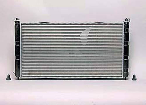 Снятие радиатора Шевроле Нива